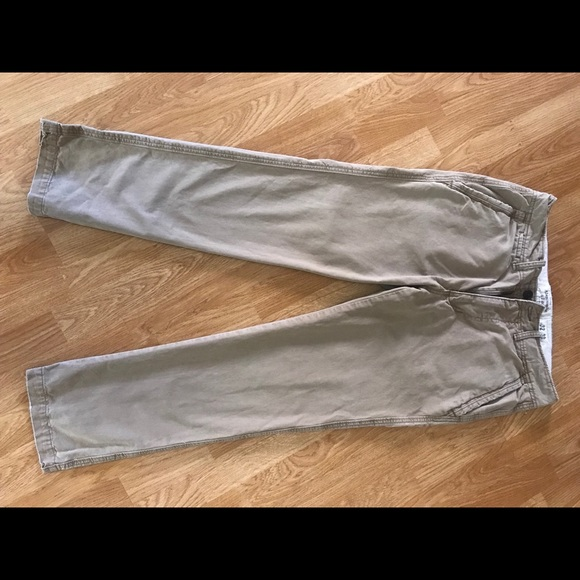 Abercrombie & Fitch Other - Abercrombie & Fitch Slim Fit Chino Pants